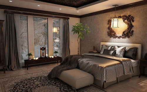 Your bedroom should be the quietest space in the house