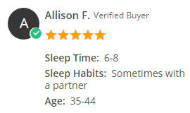 layla review allison